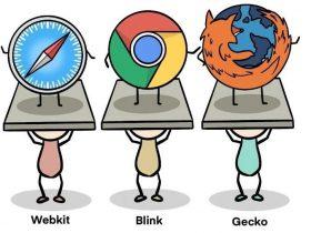 漫画 | 为什么中国没有搞出浏览器引擎?