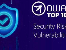 OWASP Top 10 2021 榜单出炉!
