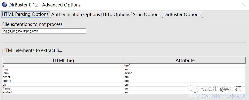 八大web目录扫描工具(附下载链接)