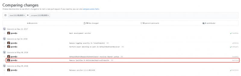 [CVE-2018-1260]Spring Security OAuth2远程代码执行漏洞分析