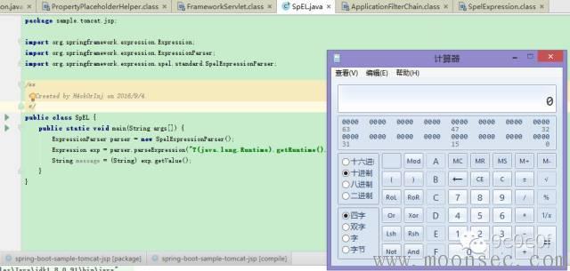 Spring Boot框架Whitelabel Error Page SpEL注入漏洞分析