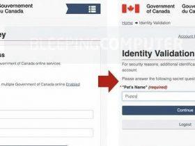 加拿大政府网址被攻击,攻击者目标是窃取COVID-19救济金