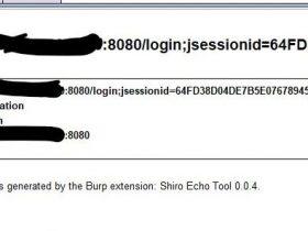Shiro 回显Burp插件(支持burp被动扫描功能