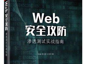 《Web安全攻防》配套视频 之 逻辑漏洞挖掘