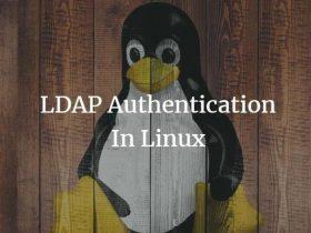 LDAP 部署文档