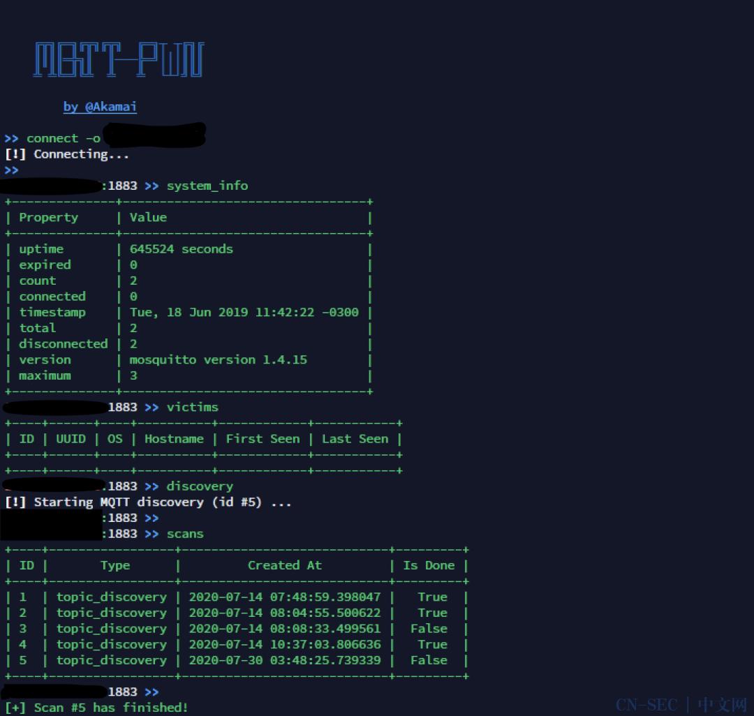 物联网安全系列 | MQTT协议安全