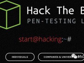 hackthebox 我的第一次
