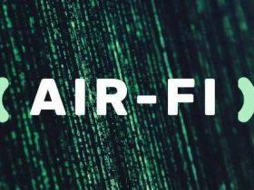 隔空取物   攻击者在不利用Wi-Fi硬件的情况下就可以窃取Air-gapped计算机中的数据
