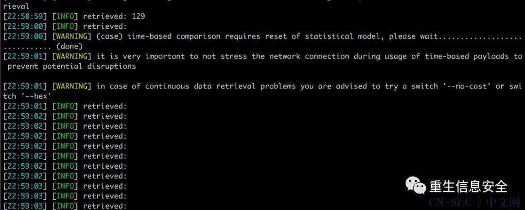 记一次 SQL 注入简单 bypass