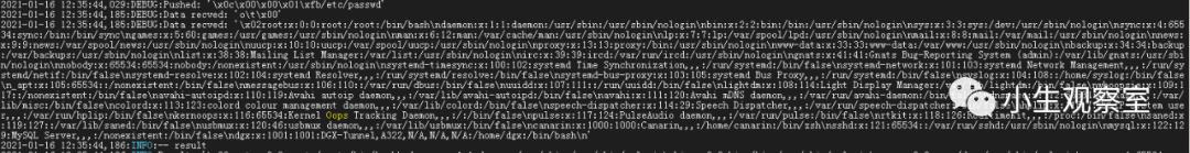Adminer任意文件读取漏洞复现