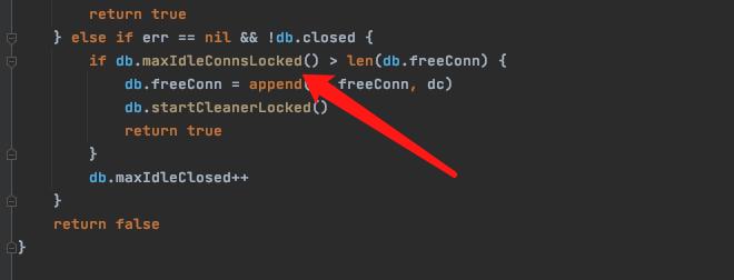 MySQL的MaxIdleConns不合理,会变成短连接
