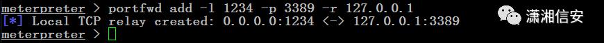 bind_tcp正向连接在实战中的应用