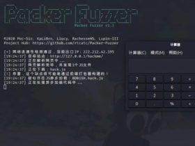 Packer-Fuzzer漏扫工具RCE 0day(当前已被官方修复)