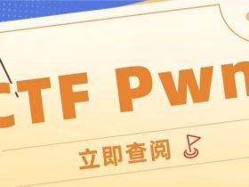 专注CTF Pwn的著作终于来了!从此悟透各类漏洞利用技术