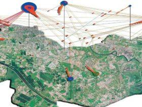 """实现网络空间的""""挂图作战"""":网络空间地理学+可视化技术"""