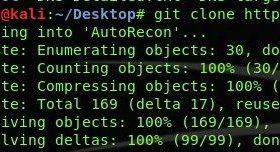AutoRecon –开源枚举工具