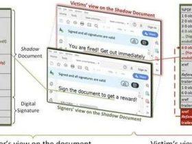 """研究者发现新型""""影子攻击"""":可隐藏替换篡改PDF内容"""