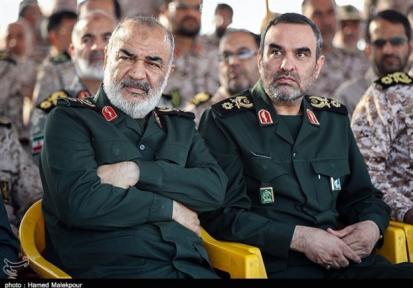 IRGC的情报部门——伊朗主要情报机构
