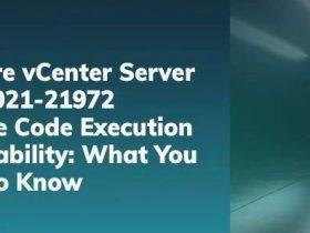 VMware vCenter Server CVE-2021-21972远程代码执行漏洞