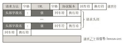 HTTP数据包详解