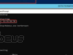 域渗透:使用蜜罐检测出Kerberoast攻击