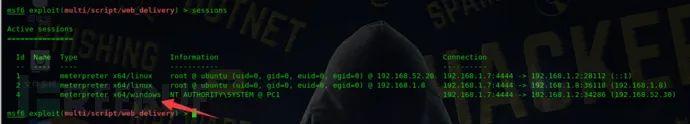 自主搭建的三层网络域渗透靶场打靶记录