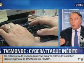 神社工:IS黑客看会电视节目,就把法国电视台给黑了