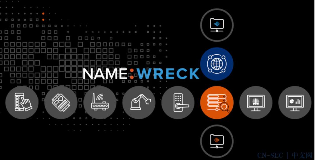 Forescout披露影响上亿台设备的DNS漏洞NAME:WRECK;微软发布4月补丁,修复5个0day在内的108个漏洞