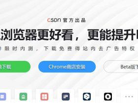 推荐一款浏览器插件,CSDN站内去广告
