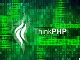 【安全预警】 ThinkPHP 5.0.x 版本远程命令执行漏洞的通知