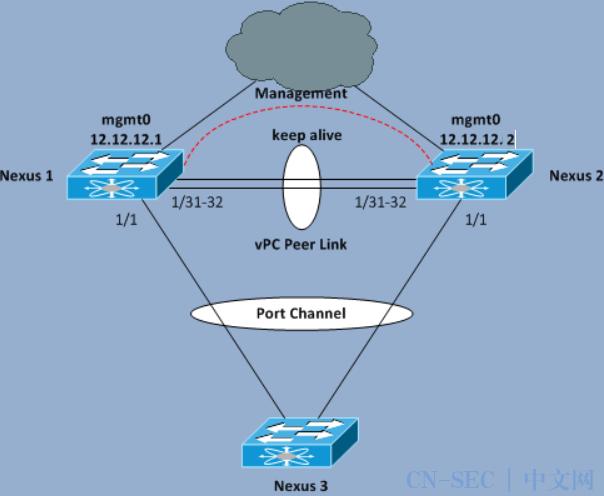 跨设备链路聚合-VPC