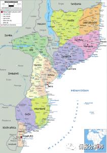 对美国实施制裁后ISIS在莫桑比克的分支机构的活动进行分析