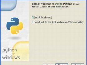 怎样在 Windows XP、Windows 7 等操作系统中下载和安装 Python