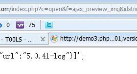 【漏洞】PHPOK3 企业网站建站程序注入