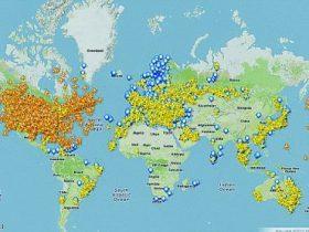 "Flightradar24 网站""直播""天上""堵飞机"" 看全球实时航班"
