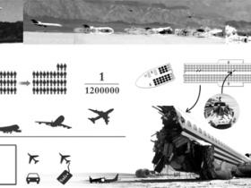 美国电视节目用波音飞机做坠机实验,让飞机多一些撞击试验