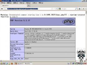 PHP create_function()注入命令执行漏洞