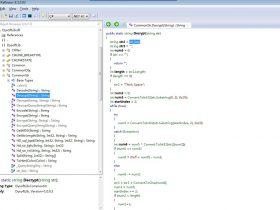 三种方法还原ASP.NET可逆加密内容