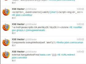 XSS Vector