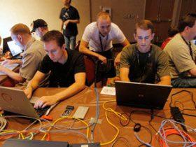 美军网络战部队兵力规模相当于七个空降师 黑客小组团队作战