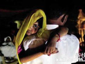 多国娃娃新娘命运悲惨 5岁嫁人,10岁离婚