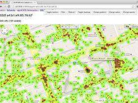 iSniff GPS:WIFI被动嗅探工具,嗅探附近无线设备广播泄漏信息定位