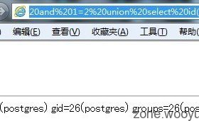 "PostgreSQL ""初级""注入大法"