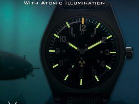 续航时间25年 美国公司推出真正的核动力手表