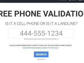 【工具】电话号码详细信息查询网站