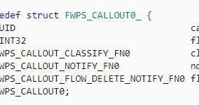 防火墙驱动开发之WFP网络过滤框架--过滤IP/端口
