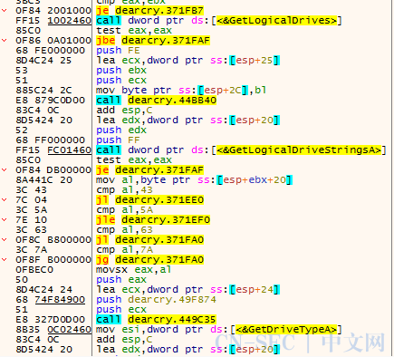DearCry勒索软件技术分析